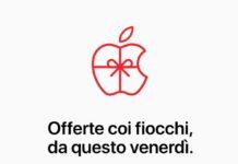 Apple svela il suo Black Friday 2019 con carte regalo fino a 200 euro