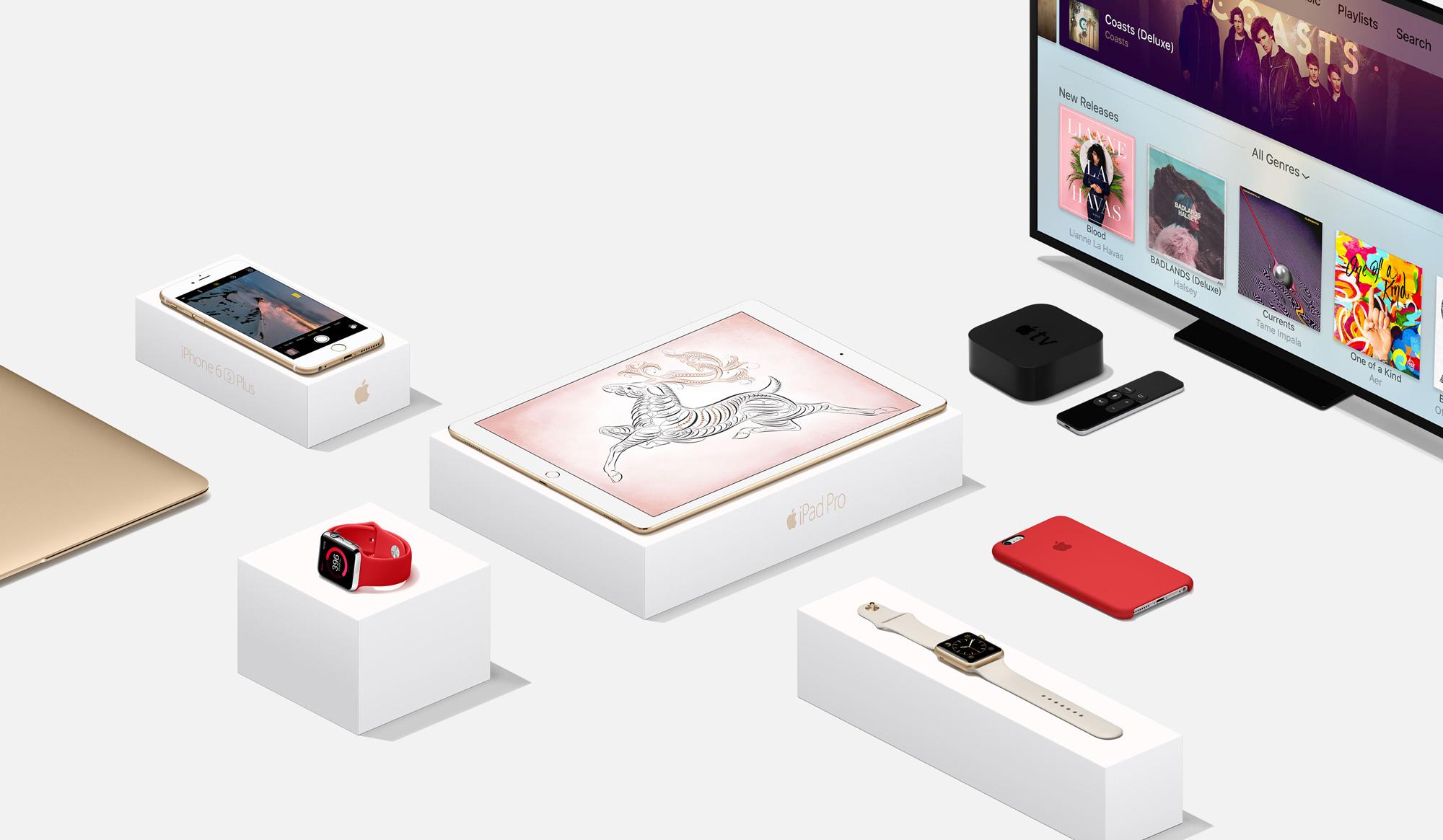 Regali di Natale, ecco la pagina speciale di Apple Store on line
