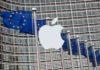 Commissione europea, in vista regole più severe per Apple e i giganti dell'hi-tech