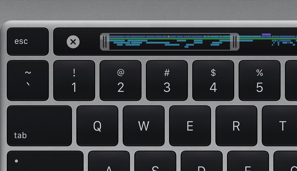 macbook pro 13 tastiera a forbice