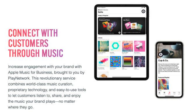 Apple Music vuole invadere anche i negozi al dettaglio