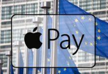 L'antitrust UE chiede ai rivenditori online se hanno avuto pressioni per l'uso di Apple Pay