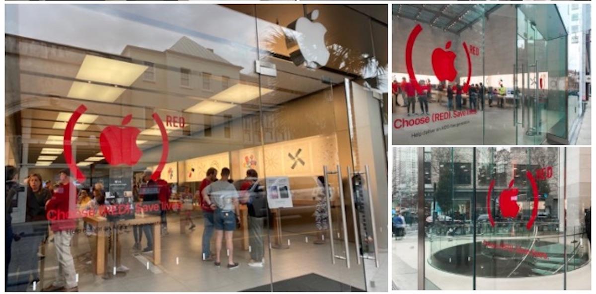 La mela diventa rossa: Apple celebra la Giornata mondiale contro l'AIDS