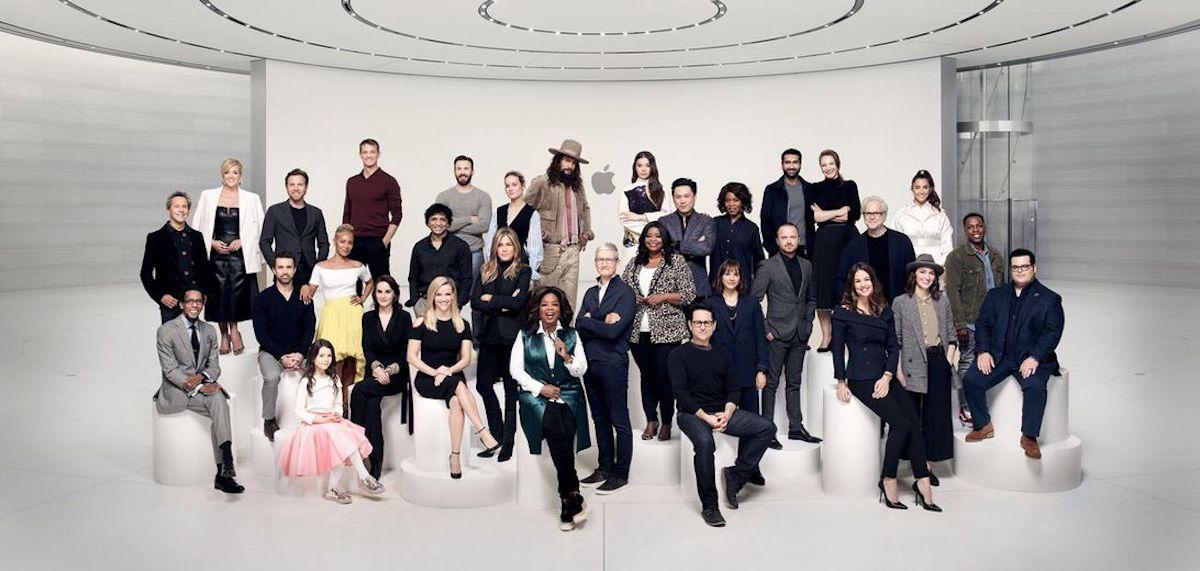 Prima riorganizzazione per il team di Apple TV+
