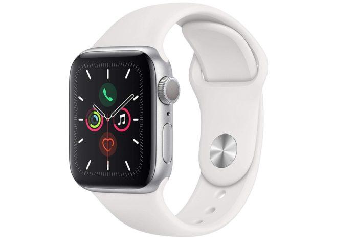 Apple Watch 5 scontato di sessan