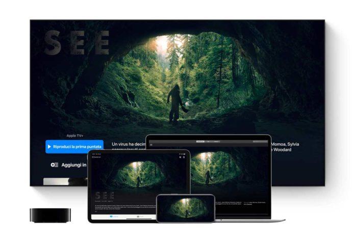 Come abbonarsi gratis per un anno a Apple TV+