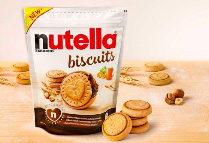 Tecnologie e investimenti dietro i biscotti Nutella