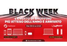 Black Week TrenDevice e BuyDifferent: 8 giorni di Super Sconti su Smartphone, Tablet e Mac Ricondizionati