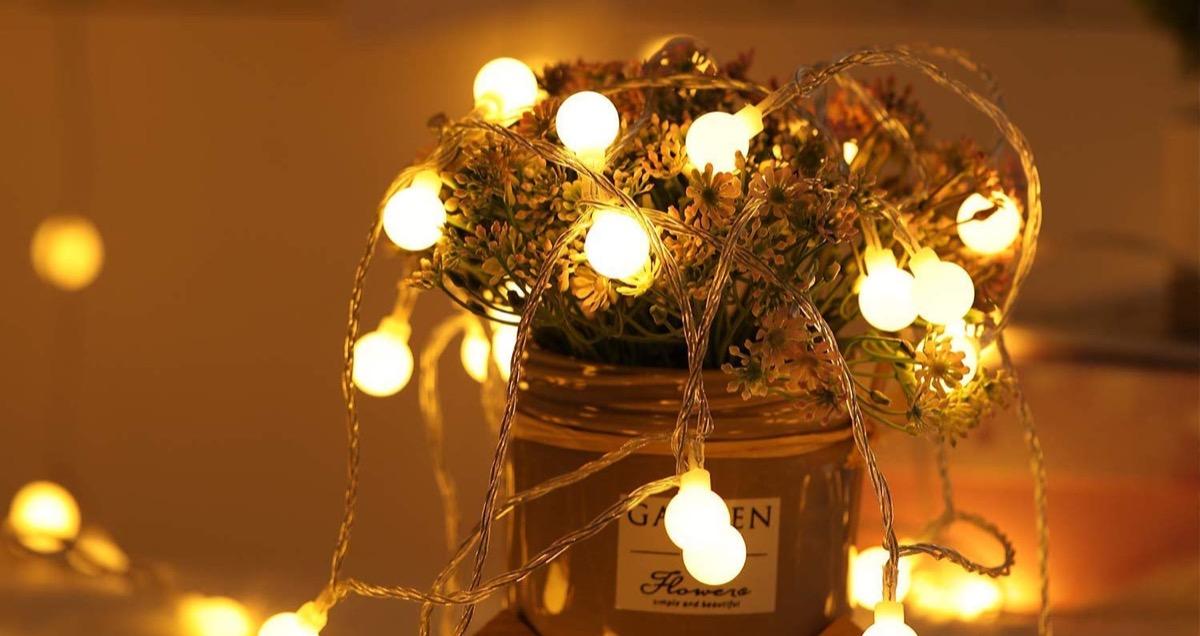 Catene di luci LED per esterni OxyLED in sconto a partire da 11,19 euro