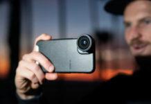 Da Moment l'obiettivo Fisheye per iPhone da 14mm per scatti ultra grandangolari più nitidi