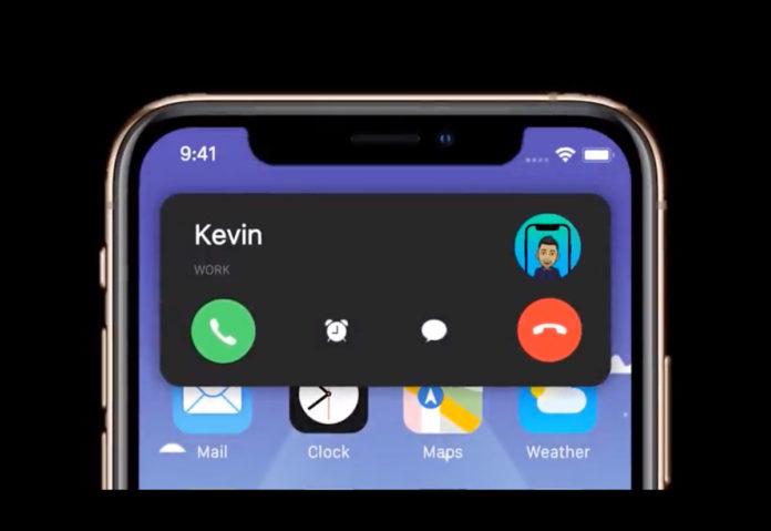 Un concept immagina come potrebbe essere iOS 14