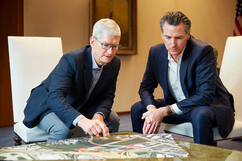 Bernie Sanders ha definito ipocrita il piano di Apple contro l'emergenza abitativa nella Silicon Valley