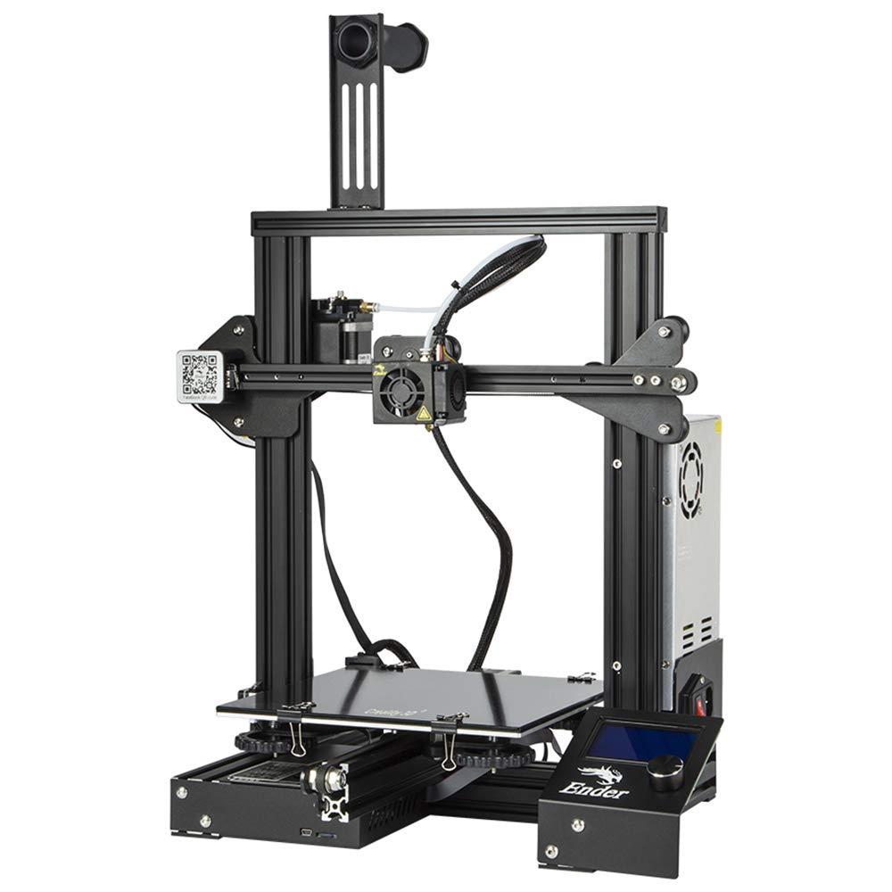 Creality 3D Ender 3X, a stampante tridimensionale che vi create a soli 145 euro