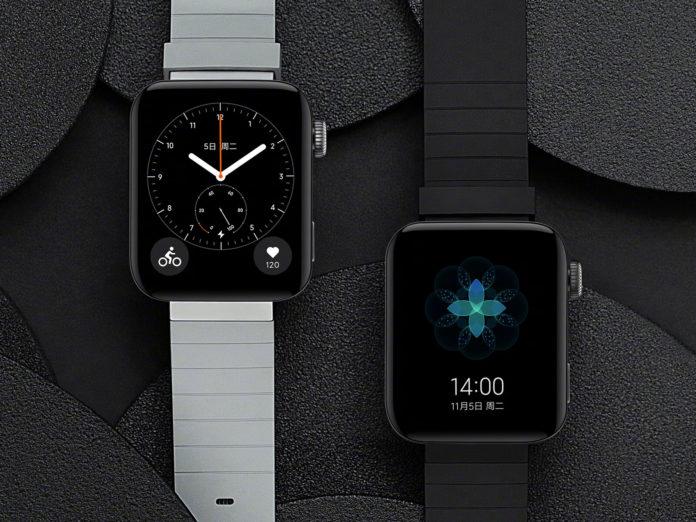 Xiaomi Mi Watch, il vero rivale di Apple Watch è realtà a 237 euro