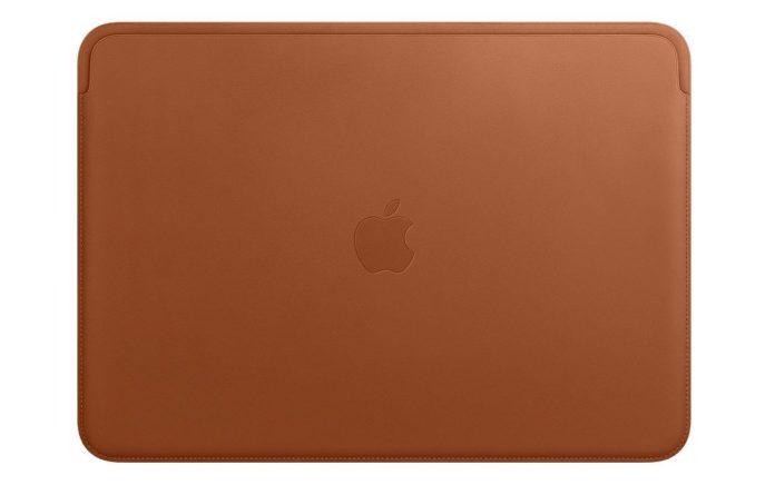 La custodia in pelle per MacBook Pro 16 pollici costa la metà di un buon notebook Windows