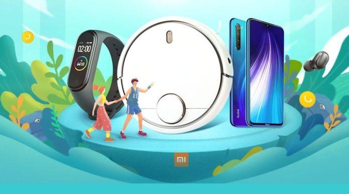 Offerte Xiaomi: Mi Band 4, AirDots, Mi 9, aspirapolvere e molto altro in super sconto