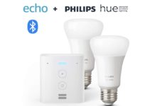 Come collegare le lampadine Philips Hue con Bluetooth direttamente ad Amazon Echo ed Alexa