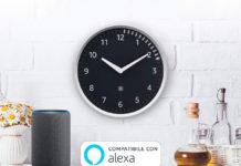 Echo Wall Clock, l'orologio Amazon da parete per programmare i timer con Alexa