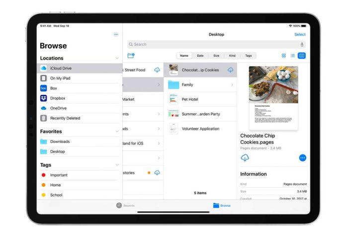Come collegarsi a un file server SMB con l'app File di iPhone e iPadOS
