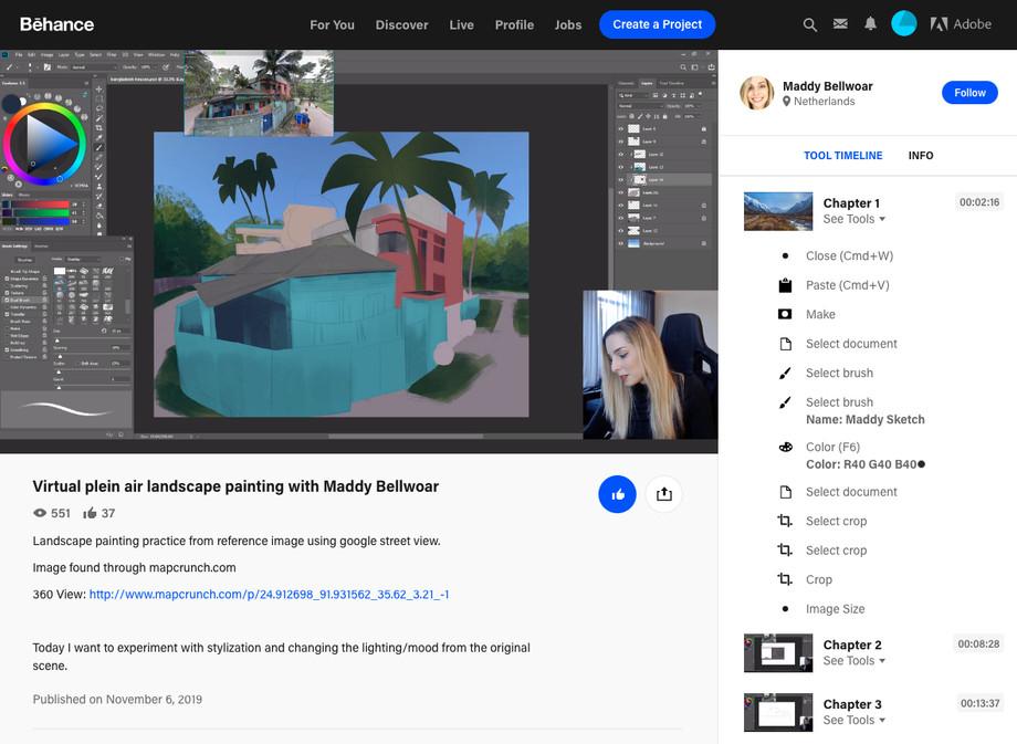 Adobe lavora su una piattaforma di livestreaming per le sue app