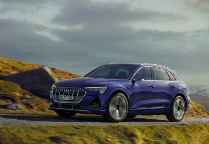 Update tecnico per Audi e-Tron per maggiore autonomia