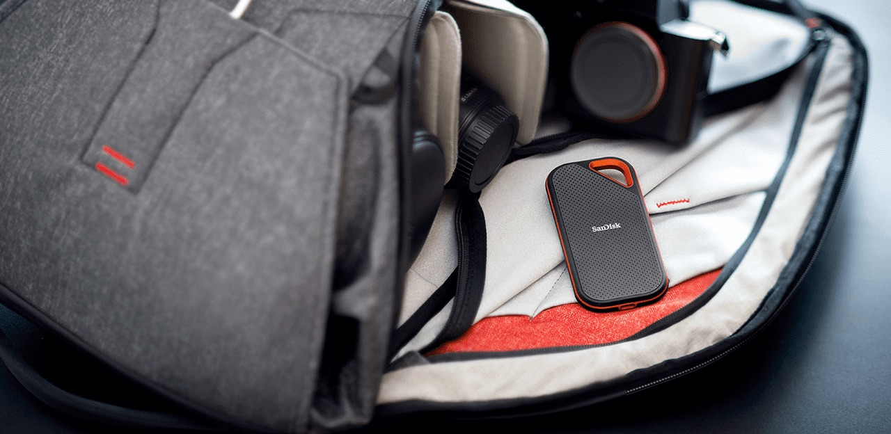 SanDisk Extreme Pro SSD indistruttibile, tascabile e superveloce è in sconto su Amazon