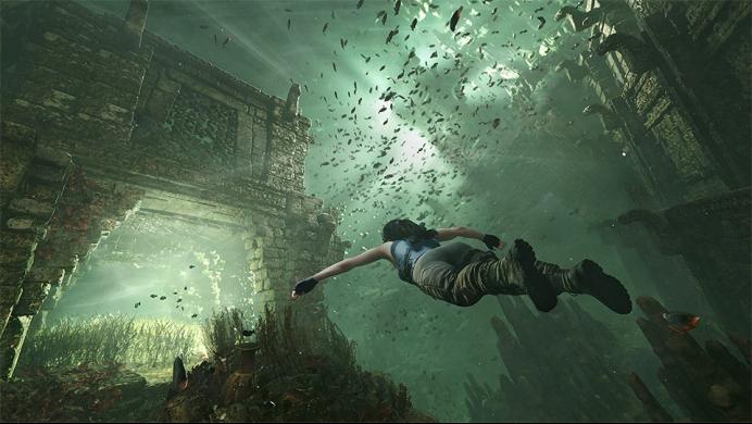 Shadow of the Tomb Raider Definitive Edition disponibile su Mac