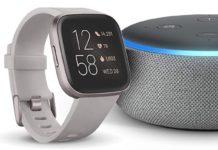 Echo Dot in regalo comprando Fitbit Versa 2