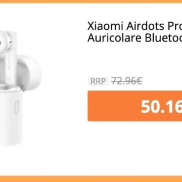 Black Friday Xiaomi, già partite le super offerte sui prodotti del brand cinese