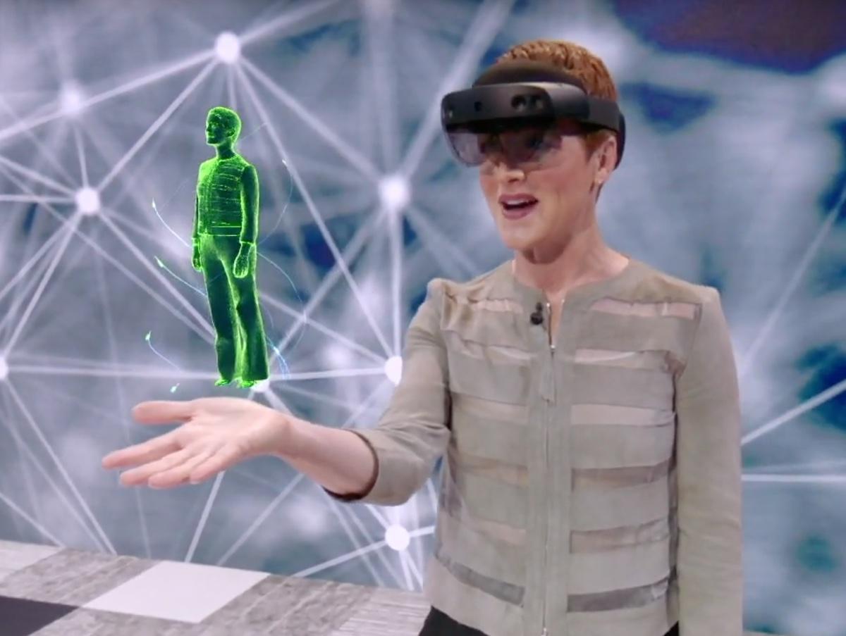 Microsoft HoloLens 2 è disponibile ma costa un occhio
