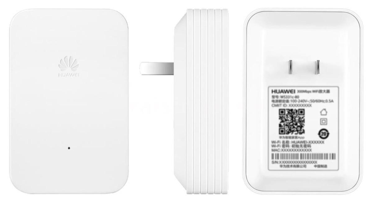 Huawei WS331c Pro, il ripetitore wi-fi per estendere il segnale della rete internet