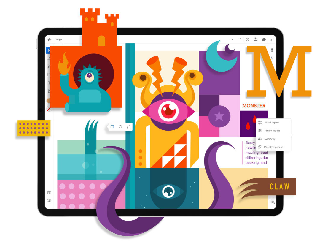 adobe max 2019 - Adobe Photoshop per iPad disponibile e altre novità dalla conferenza Adobe MAX 2019