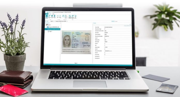 IRISmart Security estrae i dati da passaporti e carte d'identità