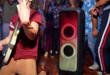 JBL è un party di musica che dura tutto l'anno