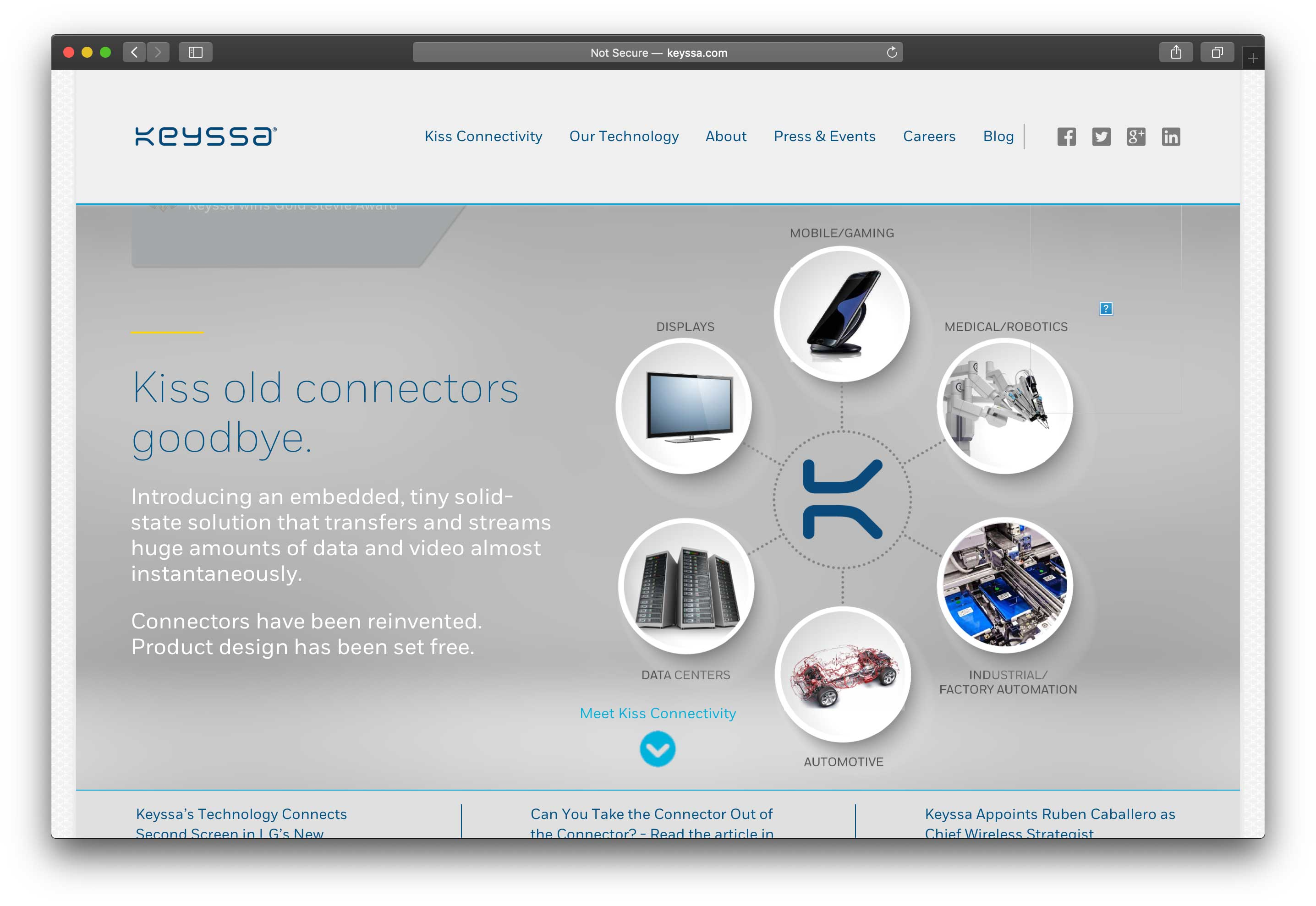 Ex dirigente Apple responsabile progetti modem 5G ora in una startup che si occupa di tecnologie wireless