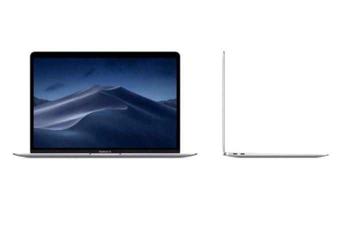 Sconto Amazon, MacBook Air 128 Gb scontato di 230 €