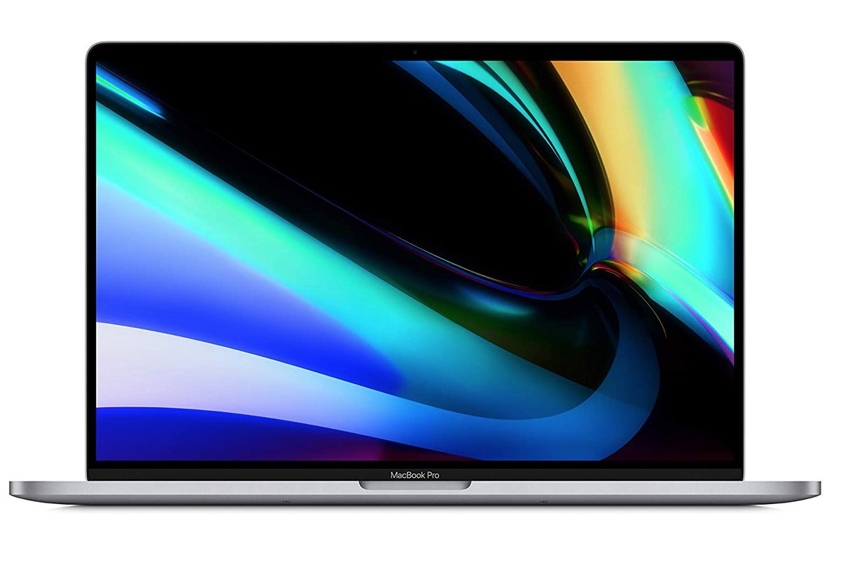 MacBook Pro 16″ pronta spedizione su Amazon