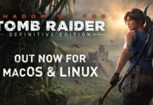 Shadow of the Tomb Raider Definitive Edition disponibile su Mac