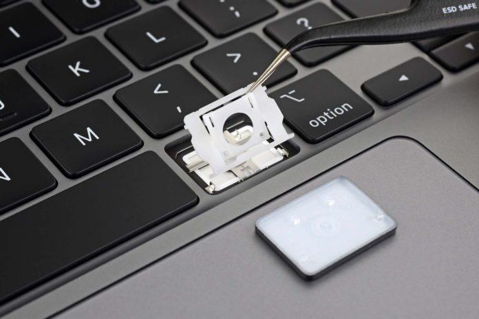 iFixit ha smontato il MacBook Pro da 16″ e conferma le migliorie alla tastiera