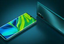 Xiaomi Mi Note 10 (CC9 Pro) a soli 499 €: è il miglior cameraphone del mondo