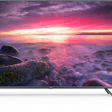 Mi TV 4, arrivano in Italia le smart TV di Xiaomi