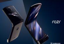 Motorola RAZR è il primo Android a conchiglia con schermo pieghevole