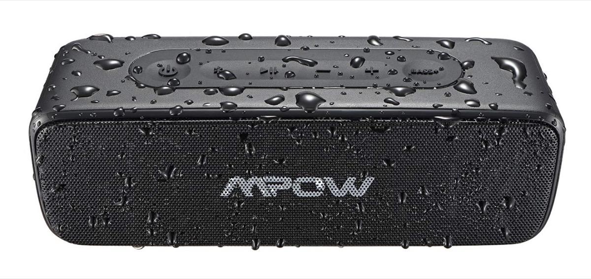 Mpow R6, speaker impermeabile da 14W con Bass+ in offerta a soli 18,99 euro spedito