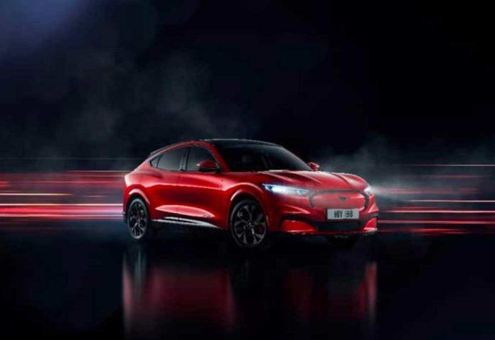 Annunciati i prezzi italiani dell'elettrica Ford Mustang Mach-E