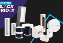 I dispositivi Smart Home di Netatmo scontati fino al 31% per il Black Friday
