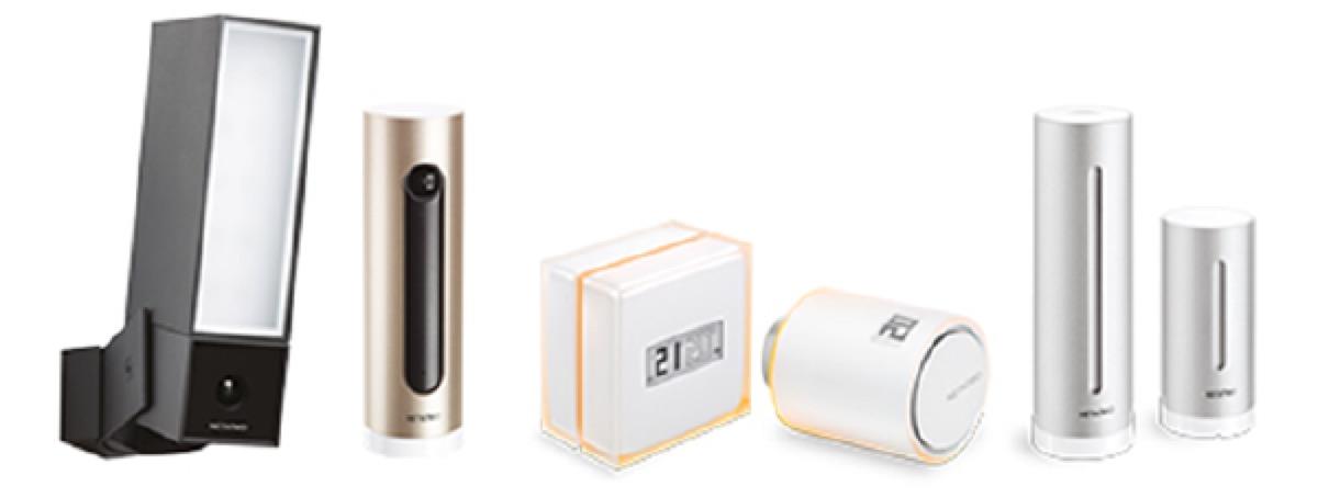 I dispositivi Smart Home di Netatmo scontati fino al 31% per il Black Friday