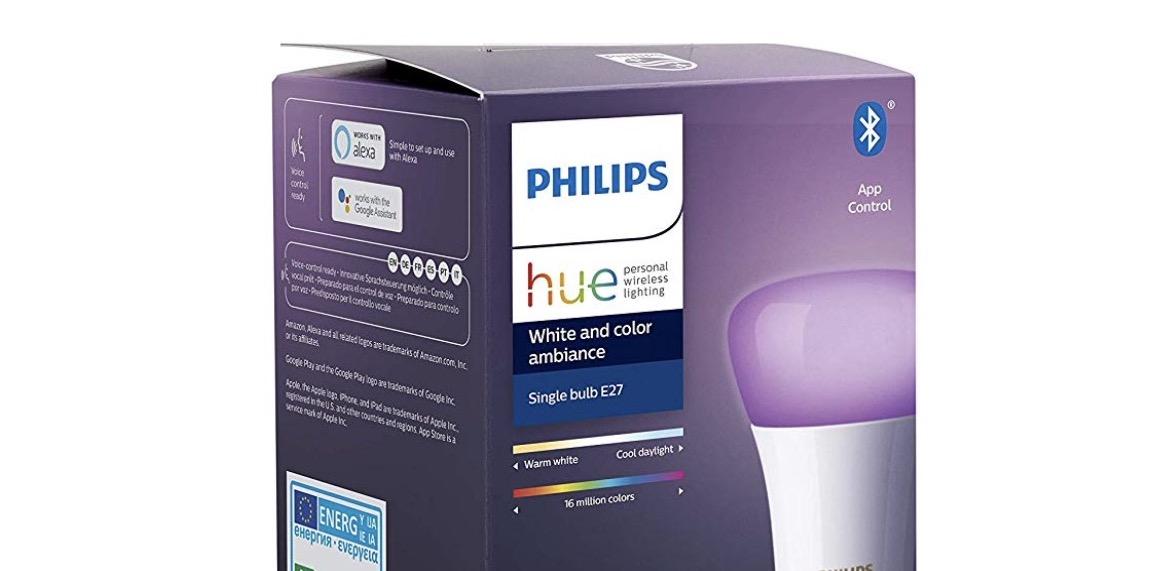 Come collegare le lampadine Philips Hue con Bluetooth direttamente ad Amazon Echo ed Alexa
