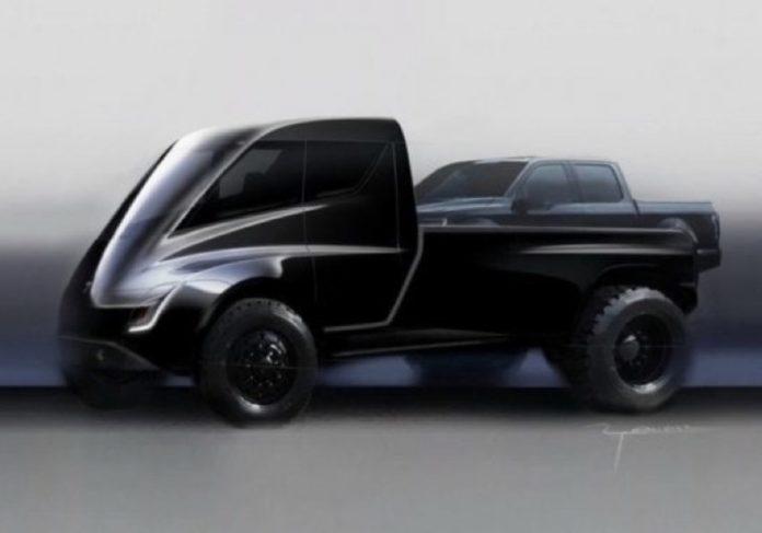 Il pickup Tesla in stile cyberpunk sarà svelato il 21 novembre