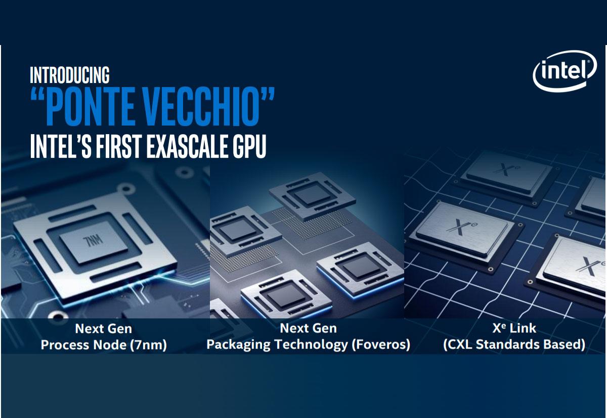 Intel Ponte Vecchio la GPU che vuole rivoluzionare tutto rende omaggio a Firenze - Macity