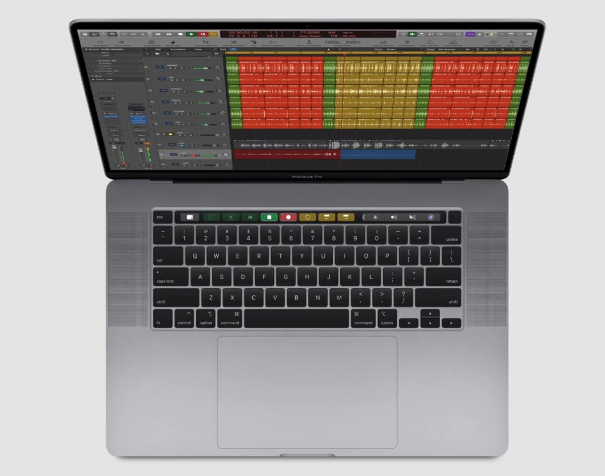 macbook pro 16 rumori scoppiettanti